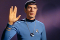 Leonard Nimoy, 27th Feb 2015