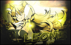 Leone wallpaper
