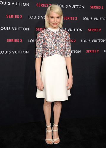 Michelle Williams wallpaper called Louis Vuitton - The Exhibition