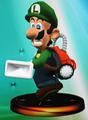 Luigi Trophy (Melee)
