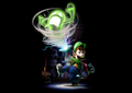 Luigi's Mansion Dark Moon fondo de pantalla
