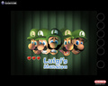 Luigi's Mansion wallpaper