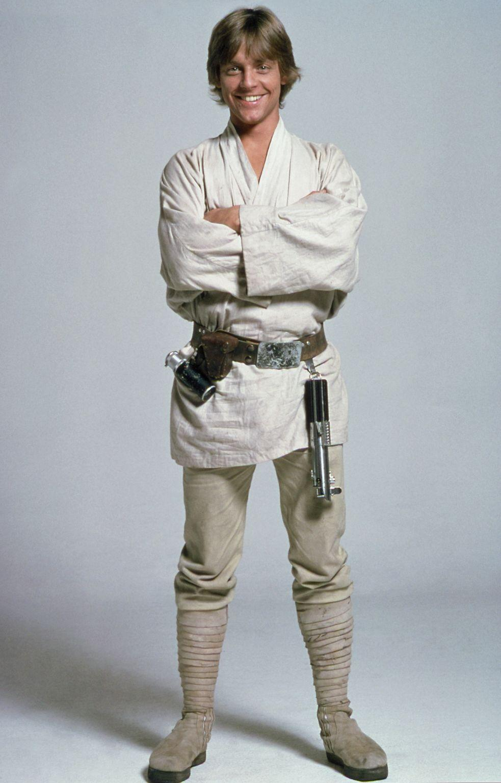 Luke Skywalker Luke Skywalker Photo 38118996 Fanpop