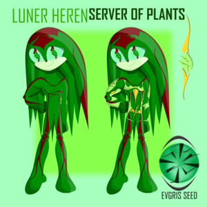 Luner Heren: Server of Plants