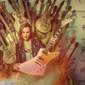 Lzzy Hale         - halestorm fan art