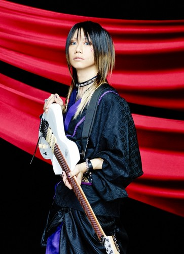 Wagakki Band achtergrond possibly with a concert entitled Machiya