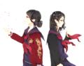 Majisuka Gakuen Yui and Otabe