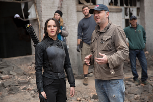 Making Off: Mockingjay pt.1