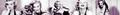 Marilyn Black and White Banner - marilyn-monroe fan art