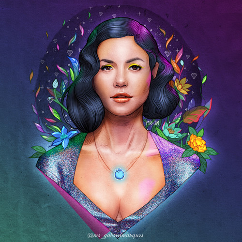 Marina And The Diamonds Wallpaper Called Froot
