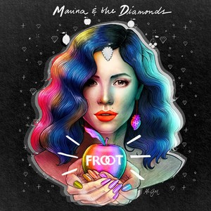 puerto pequeño, marina and the Diamonds, Froot