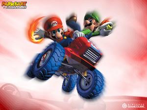 Super Mario 64 - Mario Wallpaper (39934368) - Fanpop