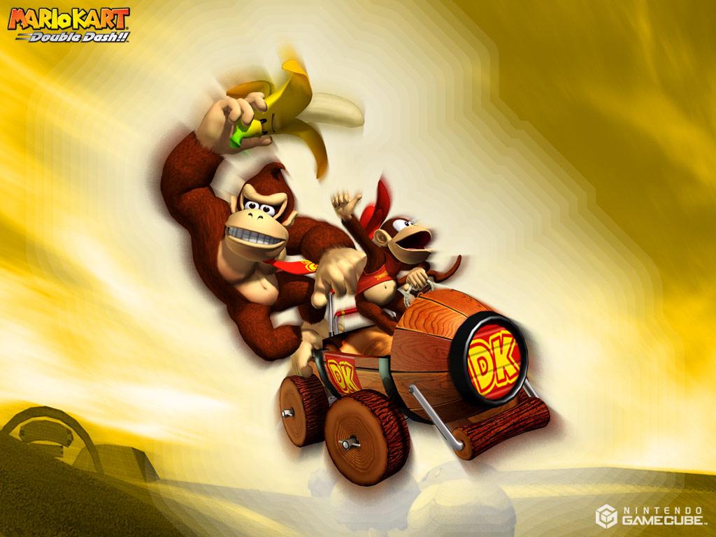 Mario Kart Double Dash Wallpaper Mario Wallpaper 38106383 Fanpop