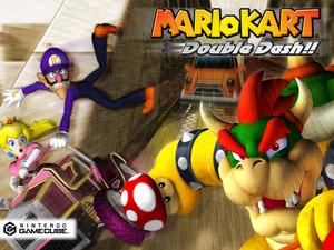 Mario Kart Double Dash Wallpaper