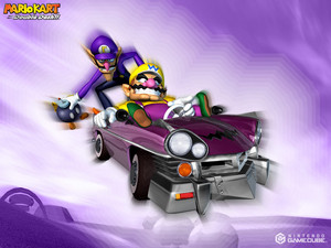 Mario Kart Double Dash wallpaper