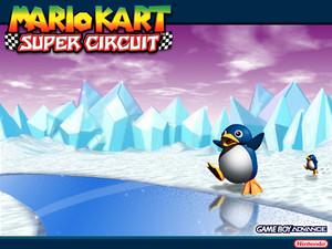 Mario Kart Super Circuit 壁纸