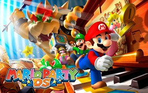 Mario Party DS Wallpaper