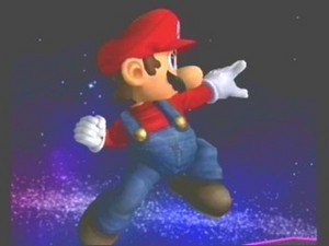 Mario SSBM screenshot