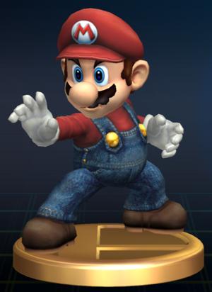 Mario Trophy (Brawl)