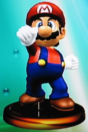 Mario Trophy (Melee)