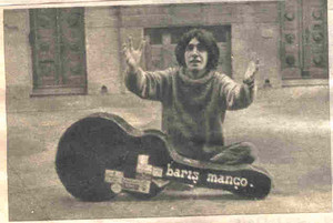 Mehmet Barış Manço (1943- 1999)