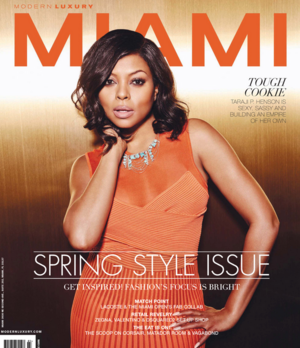 Miami Magazine - Spring Style Issue - March 2015