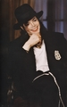 Michael Jackson - HQ Scan - Barbara Walters Interview ' 97 - michael-jackson photo
