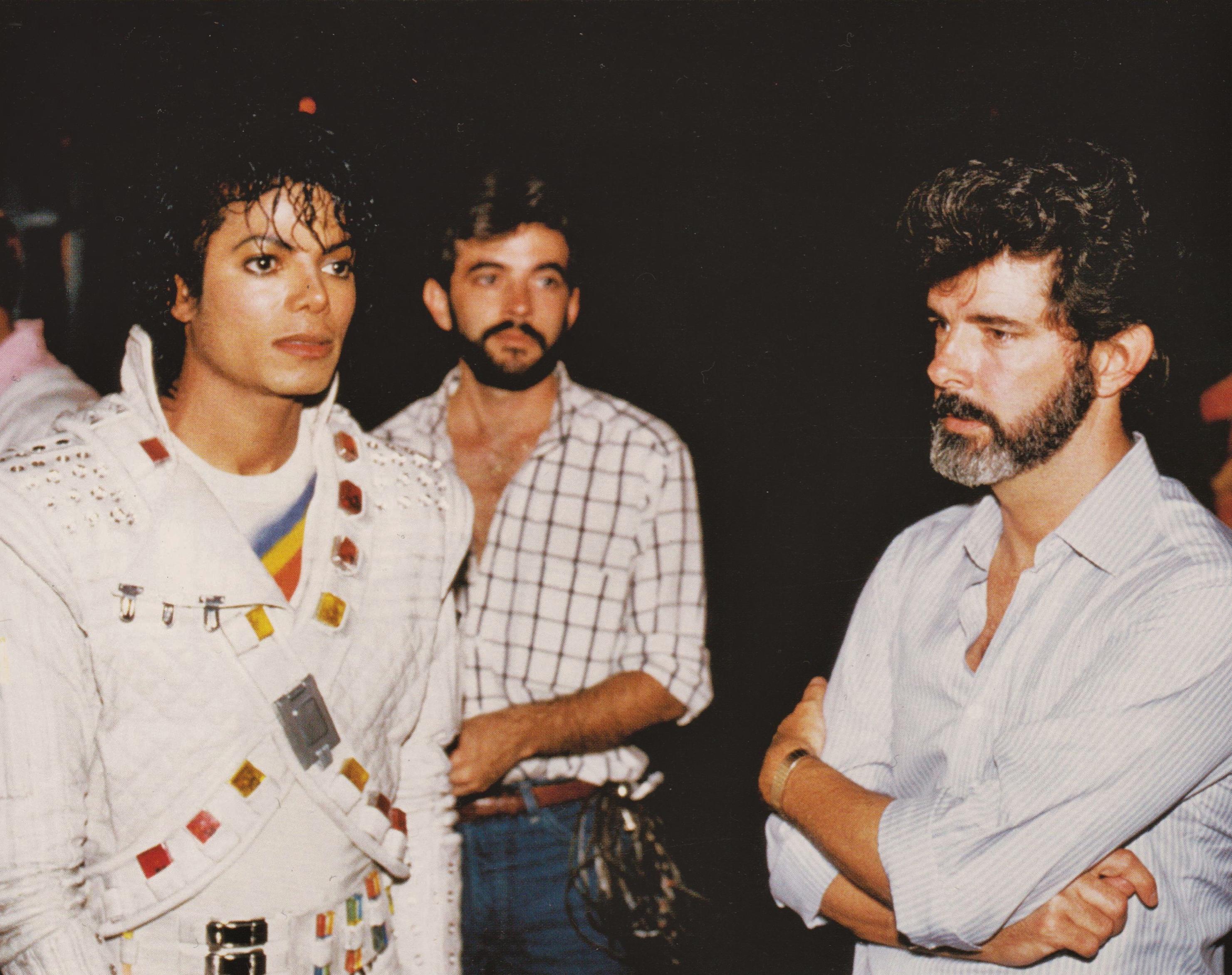 Michael Jackson - HQ Scan - Captain Eo