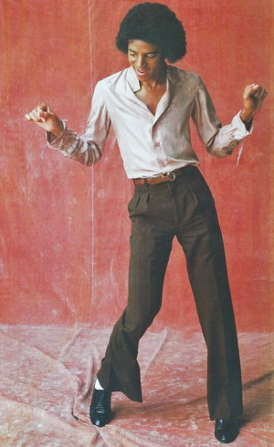 Michael Jackson - HQ Scan - Jim McCrary Photosession ' 79