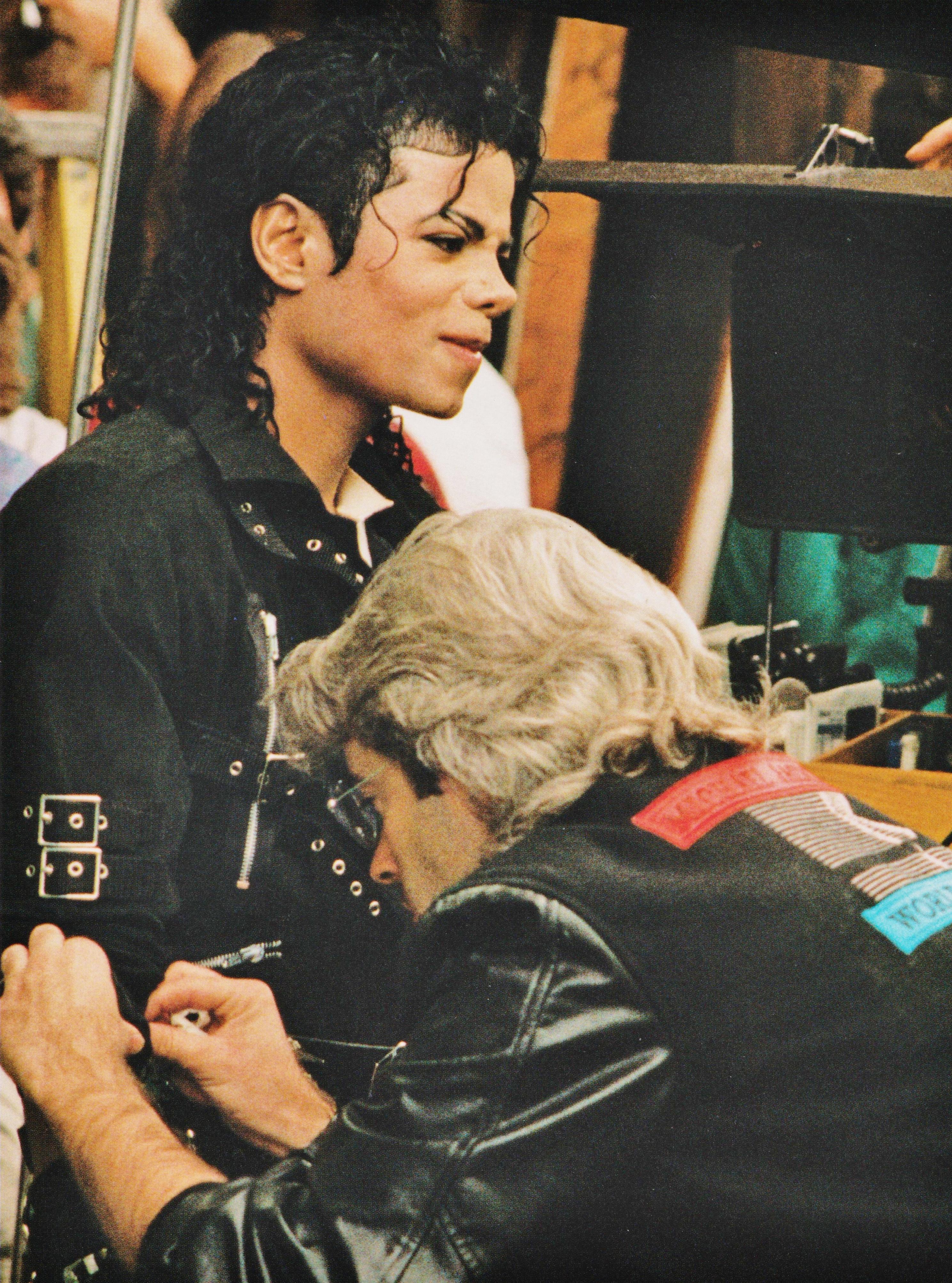 Michael Jackson - HQ Scan - Speed Demon