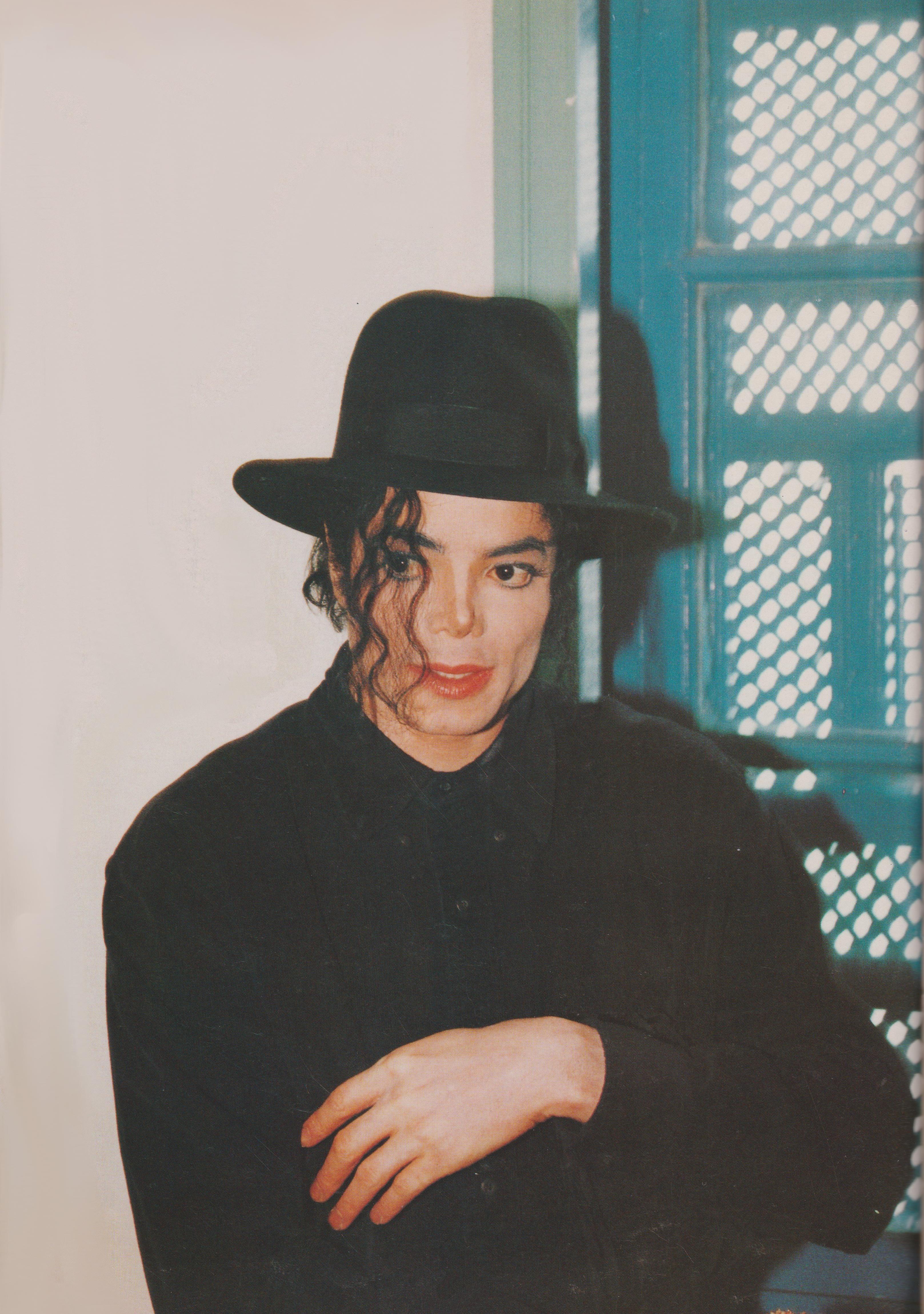 Michael Jackson - HQ Scan - Tunisia'96