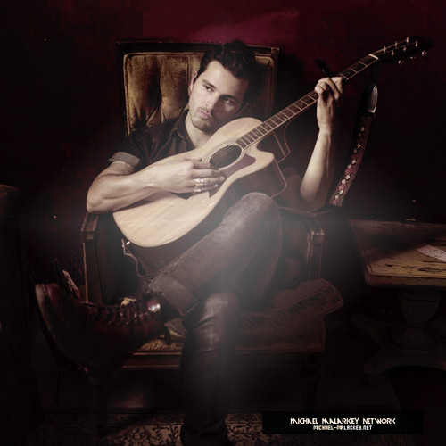 Michael Malarkey দেওয়ালপত্র containing a guitarist and a সঙ্গীতানুষ্ঠান called Michael Malarkey