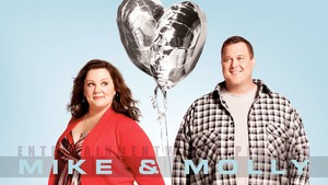 Mike and Molly wallpaper