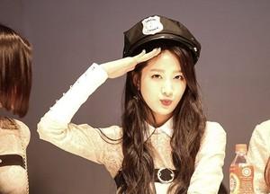 Minha - Sincheon Fansign Event