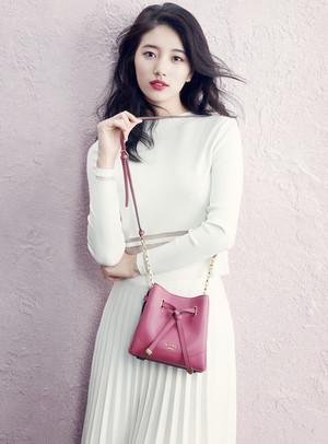 Miss A Suzy – 豆 Pole S/S 2015