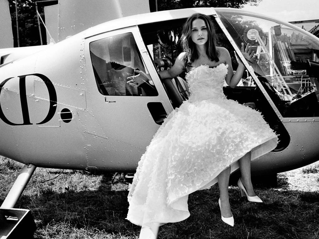 Натали Портман Dior