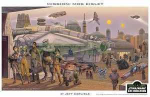 Mission: Mos Eisley