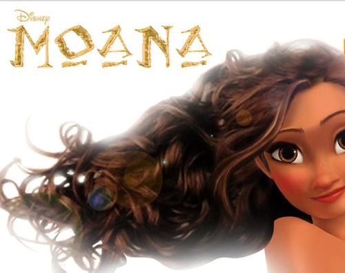Moana wallpaper with a portrait titled Moana modifica