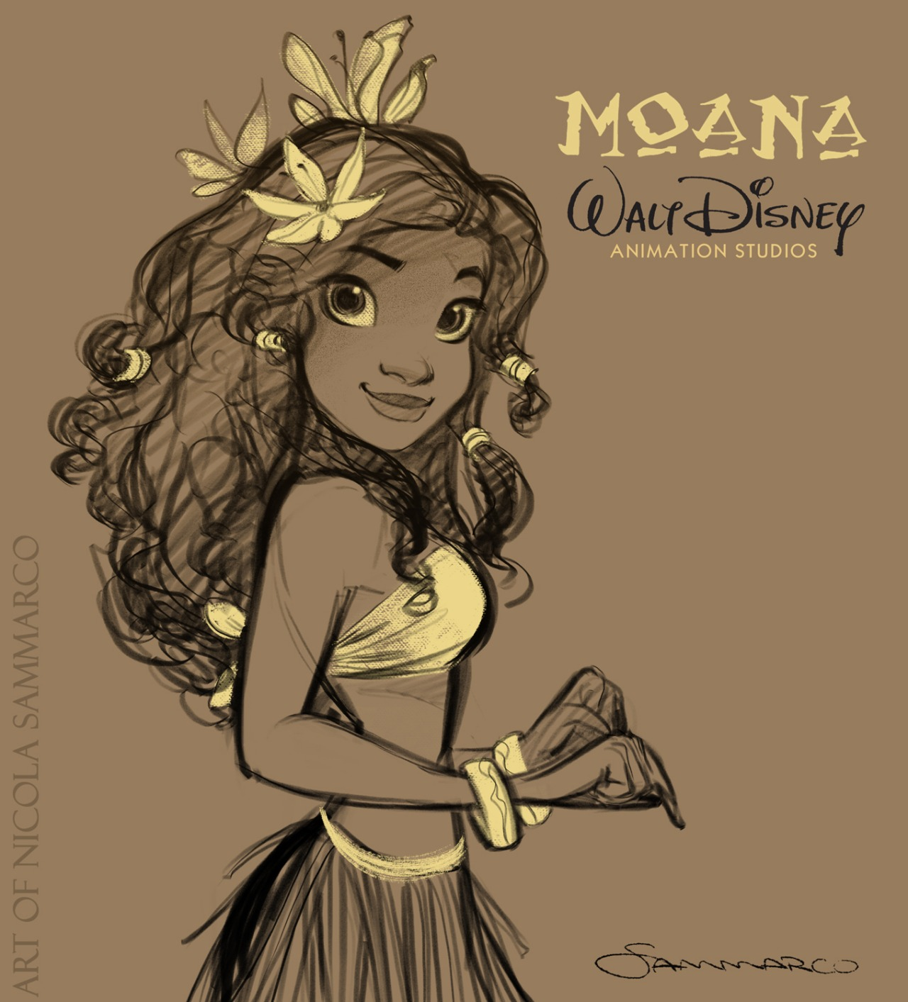 Disney Princess Images Moana HD Wallpaper And Background