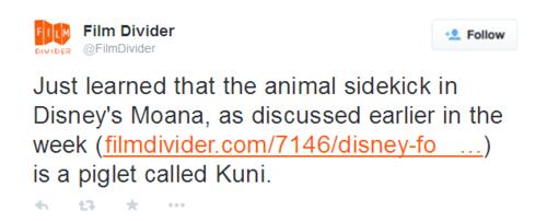 Disney's Moana Hintergrund titled Moana news