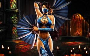 Mortal Combat Katana