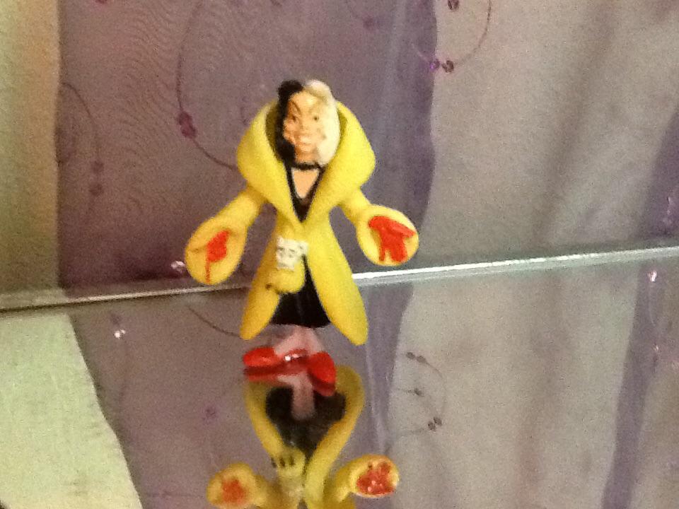 My Cruella figure