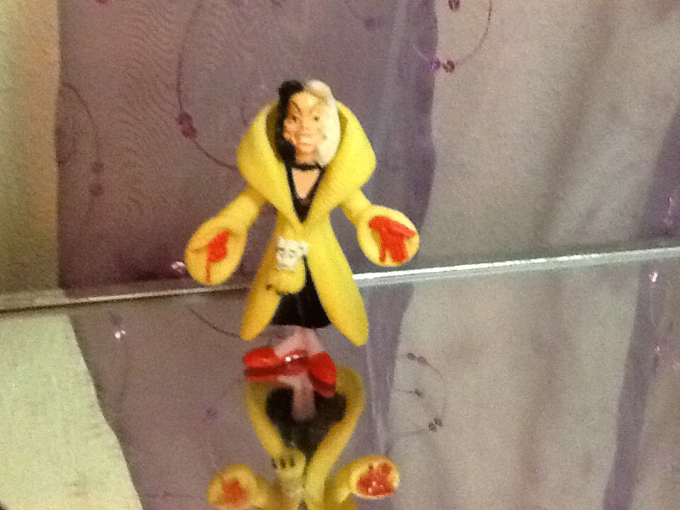 My Cruella figure
