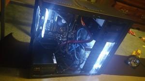 My سیکنڈ built computer XD