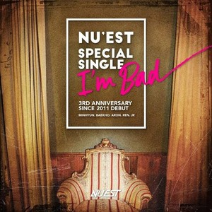 NU'EST to release special single 'I'm Bad'