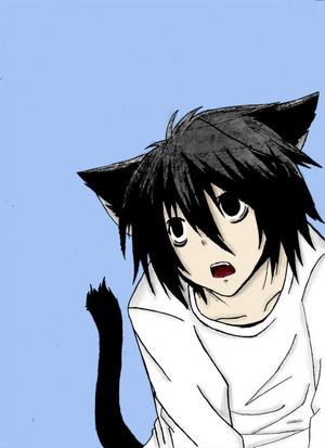 Neko l | Death Note