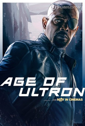 New AVENGERS: AGE OF ULTRON Promo Art Poster.