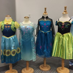 New Frozen Merchandise preview