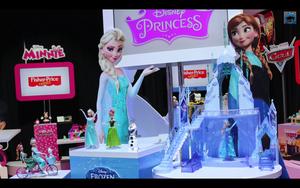 New फ्रोज़न toys 2015