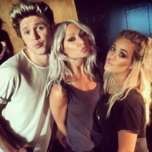 Niall, Lou and Lottie